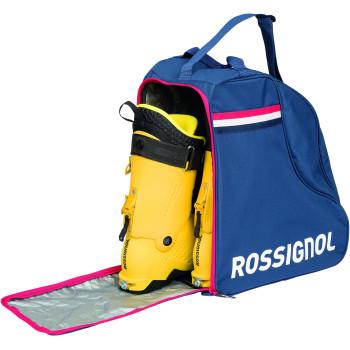 House a Chaussure de Ski Rossignol STRATO BOOTBAG Bleu