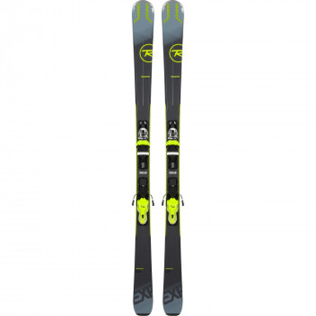 Skis Rossignol Experience 74 + Fixations Xpress 10 B83 Homme