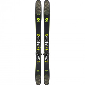 Skis Rossignol Soul 7 Hd K + Fixations Nx 12 K Dual Bk + Fixations Homme