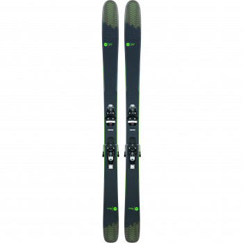 Pack Ski Rossignol SKY 7 HD + Fixations SPX 12 GW Homme Gris