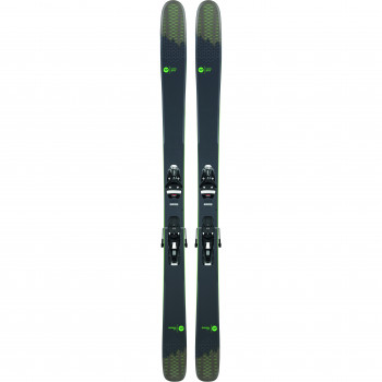 Pack Ski Rossignol SKY 7 HD + Fixations NX 12 GW Homme Gris