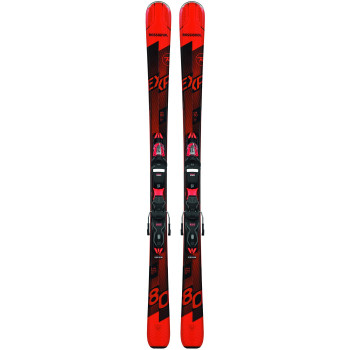 Pack Ski Rossignol Experience 80 Ci + Fixations Xp11 Gw Bk/R Homme
