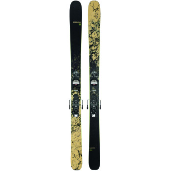 Pack Ski Rossignol Blackops Sender Ti + Fixations Spx12 Gw Go Homme