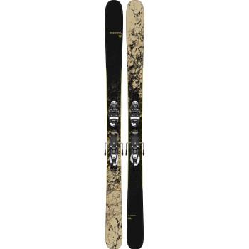 Pack de Ski Rossignol BLACKOPS SENDER TI + Fixations SPX12 K.GW Noir Homme