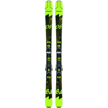 Pack Ski Rossignol Experience 84ai Y K + Fixations Nx12 K.Gw Homme