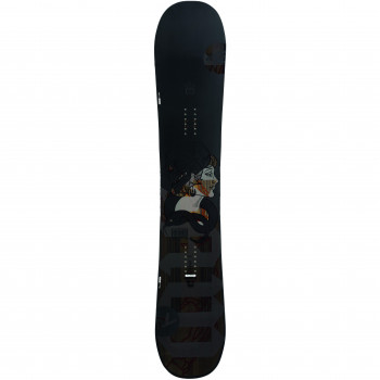 Pack Snowboard Rossignol JIBSAW HEAVY DUTY WIDE + Fixations CUDA M/L Homme Gris