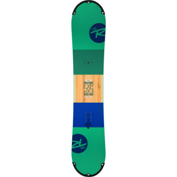 Pack Snowboard Rossignol Exp Junior + Fixations Reply 4x4 S/M Homme