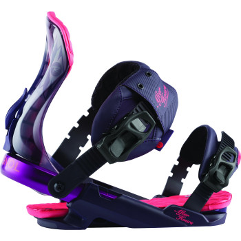 Pack Snowboard Rossignol After Hours + Fixations After Hours S/M Femme