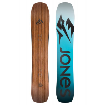 Planche de Snowboard Jones FLAGSHIP Homme Marron