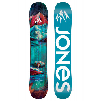 Planche de Snowboard Jones DREAM CATCHER 148 Femme Bleu
