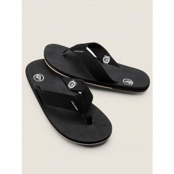 Tongues Volcom Victor Black Homme