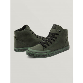 Chaussures de Skate Volcom HI FI Faded Army Homme