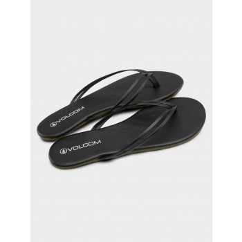 Tongues Volcom WRAPPED UP Black Femme