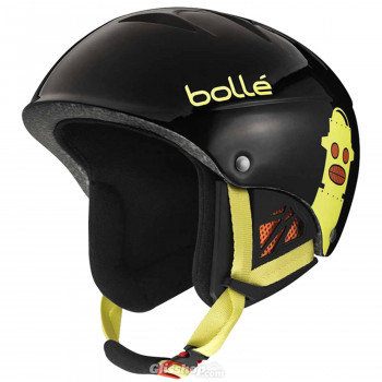 Casque De Ski/Snow Bollé B-Kid Black 49-53