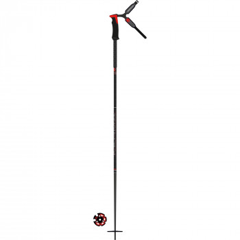 Bâtons De Ski Kerma Vertical Pro Foldable Safety Homme