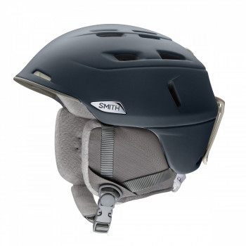Casque de Ski/Snow Smith COMPASS Matte Petrol