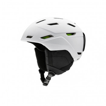 Casque de Ski/Snow Smith MISSION Matte White