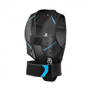 Protection Dorsale Salomon FLEXCELL Black/Blue Homme