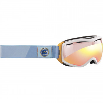 Masque de Ski/Snow Julbo Elara Blanc Zebra Light Rouge