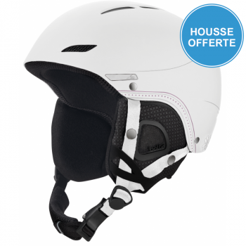 Casque De Ski/Snow Bollé Juliet Soft Blanc