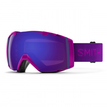 Masque de Ski/Snow Smith I/O Fuschia ChromaPop Everyday Violet Mirror S2/S1 Violet