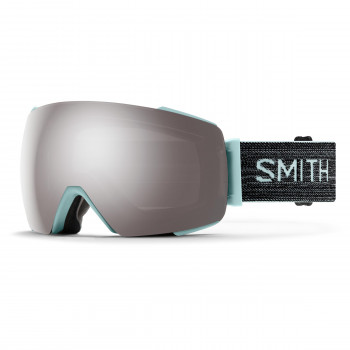 Masque de Ski/Snow Smith I/O MAG  Pale Mint | ChromaPop™ Sun Platinum Mirror S3/S1 Gris