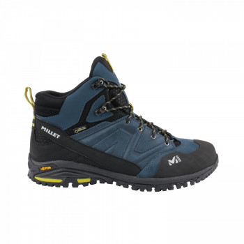 Chaussures montantes de randonnée Millet HIKE UP MID GTX M Orion Blue Homme