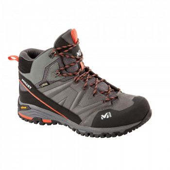 Chaussures Tige Mid Millet HIKE UP MID GTX Castle Gray