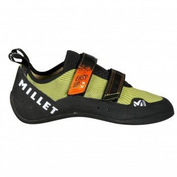 Chaussons d'Escalade Millet EASY UP Green Moss