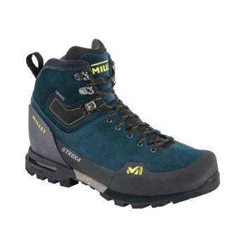 Chaussures Tige Haute Millet Gr4 Goretex Orion Blue Homme