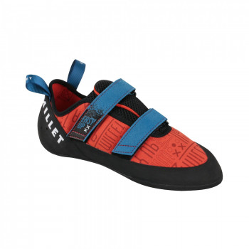 Chaussons d'escalade Millet EASY UP 5C Chili
