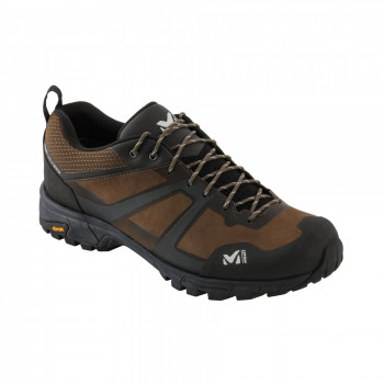 Chaussures Basse Millet Hike Up Gtx M Leather Brown Homme