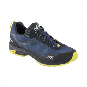 Chaussures Tige Basse Millet Hike Up Gtx Ebony Homme