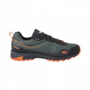 Chaussures Tige Basse Millet Hike Up Gtx Deep Forest Homme
