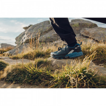 Chaussures Tige Basse Millet Light Rush Orion Blue Homme