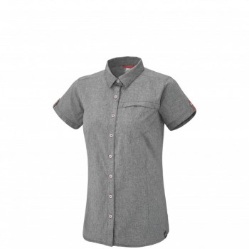 Chemise Millet LD ARPI SS HEATHER GREY