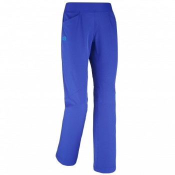 Pantalon de Randonnée Millet LD WANAKA STRETCH PURPLE BLUE
