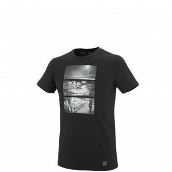 Tee-Shirt Millet Manches Courtes LIMITED EDITION II BLACK - NOIR