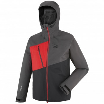 Veste d'Alpinisme Millet ELEVATION ONE GTX NOIR/TARMAC