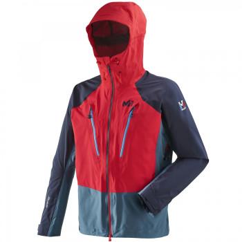 Veste d'Alpinisme Millet TRILOGY V ICON DUAL GTX J Rouge/Saphir Homme