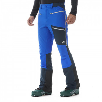 Pantalon softshell Millet EXTREME RUTOR SHIELD Abyss-Orion Blue Homme
