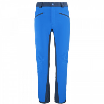 Pantalon softshell Millet TOURING SHIELD Abyss-Orion Blue Homme
