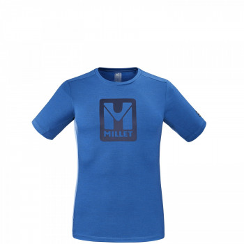 Chemise Millet Trilogy Logo Abyss Homme
