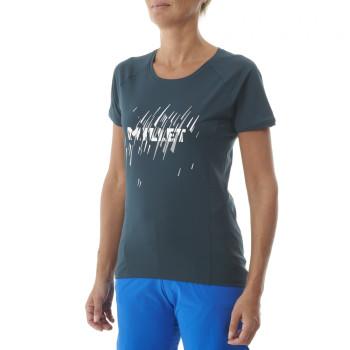 Tee shirt Millet Ltk Fast Limon Femme