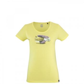 Tee shirt Millet Stone Harmony Limon Femme