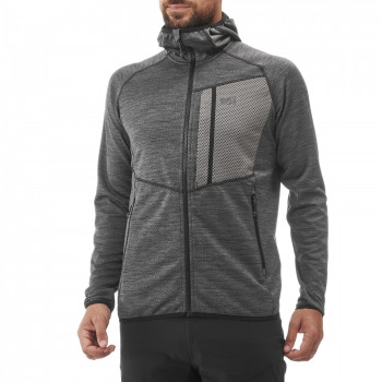 Polaire Millet Lokka II Abyss Homme