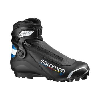 Chaussures de Ski de Nordique Salomon R/PILOT Noir Homme