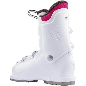 Chaussures de Ski Rossignol Fun Girl 4 - White Fille