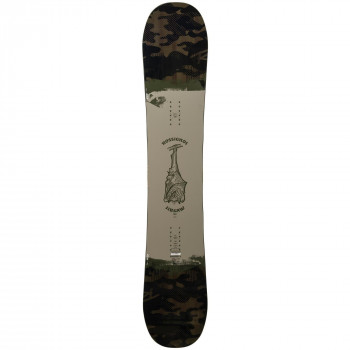 Pack Snowboard Rossignol Jibsaw Wide + Fixations Cobra Grey M/L Homme