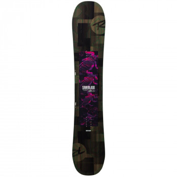 Pack Snowboard Rossignol Sawblade + Fixations Viper M/L Homme